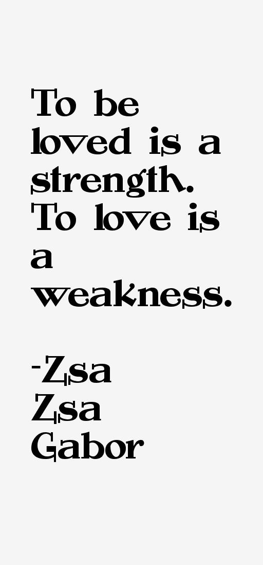 Zsa Zsa Gabor Quotes