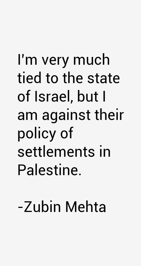 Zubin Mehta Quotes