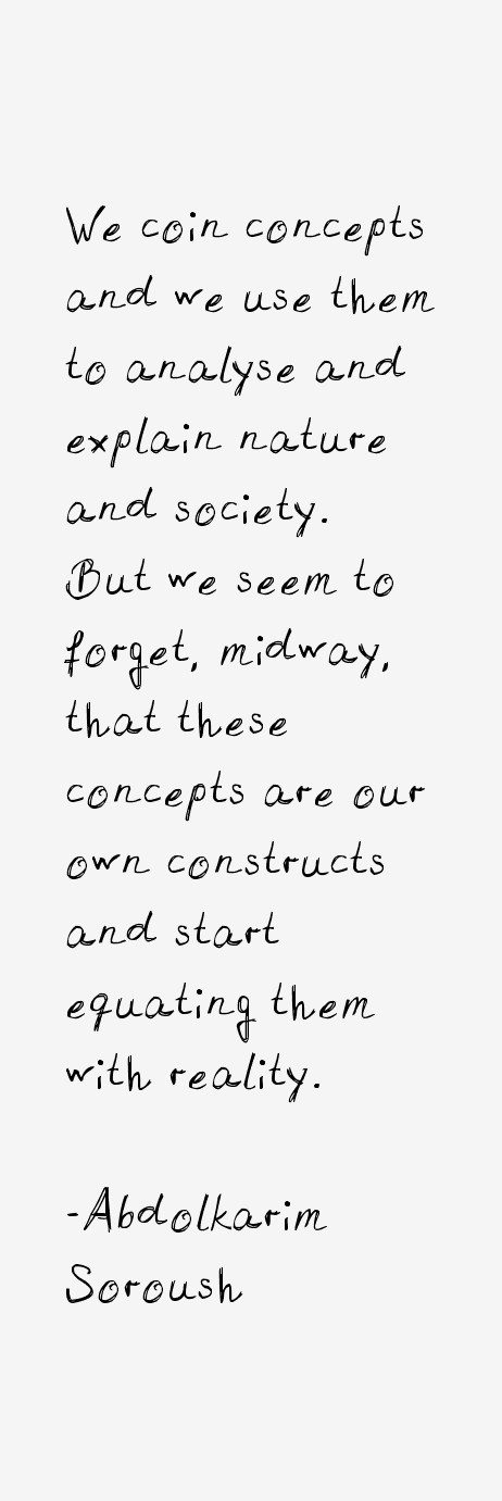 Abdolkarim Soroush Quotes