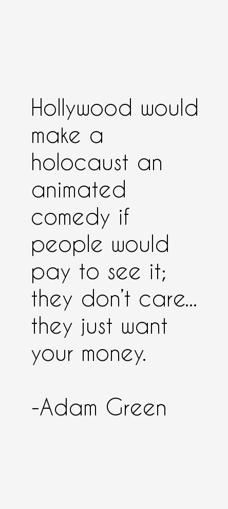 Adam Green Quotes