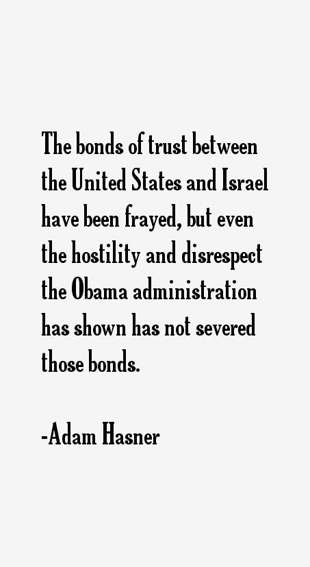 Adam Hasner Quotes