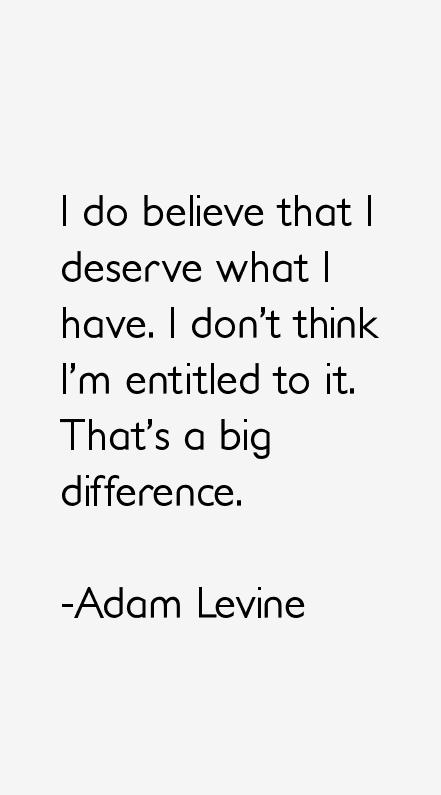 Adam Levine Quotes