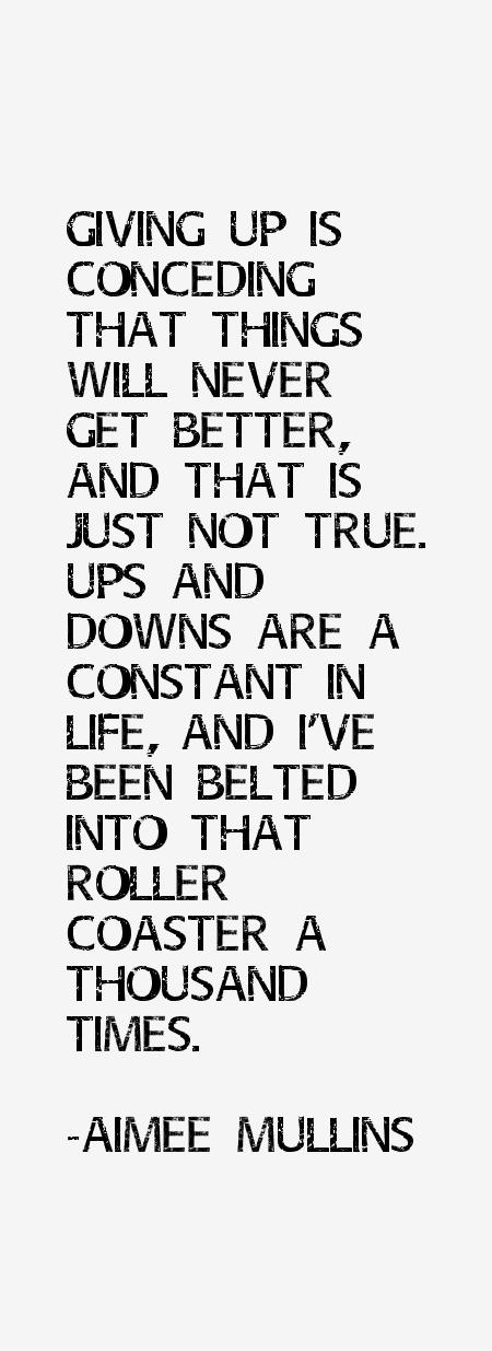 Aimee Mullins Quotes