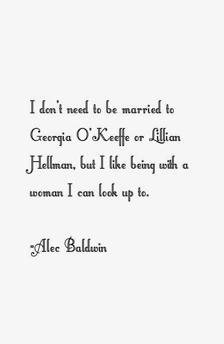 Alec Baldwin Quotes
