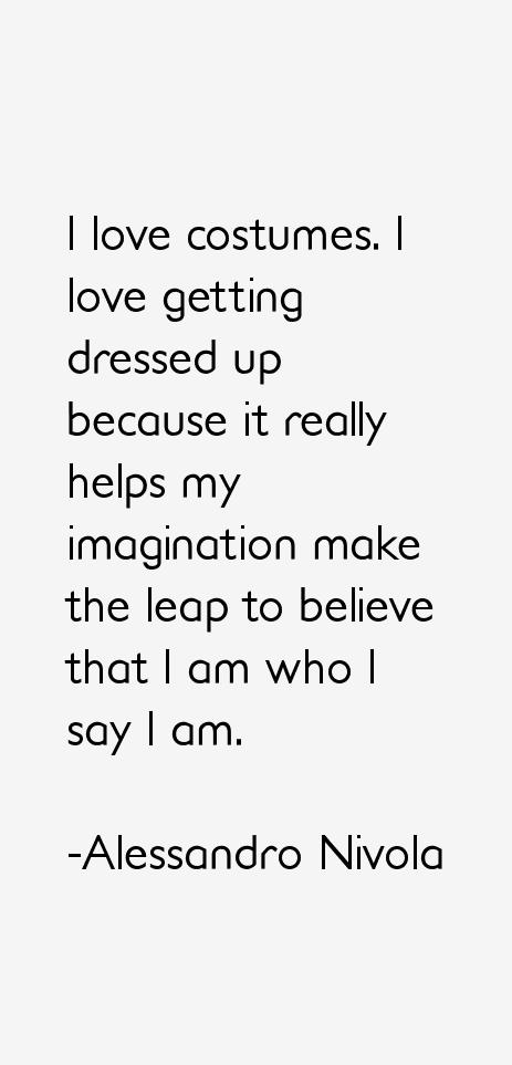 Alessandro Nivola Quotes