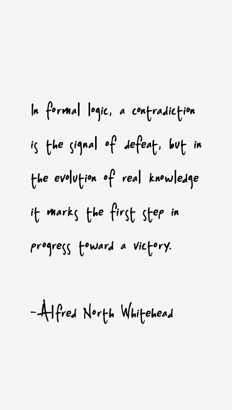 alfred north whitehead quotes - photo #31