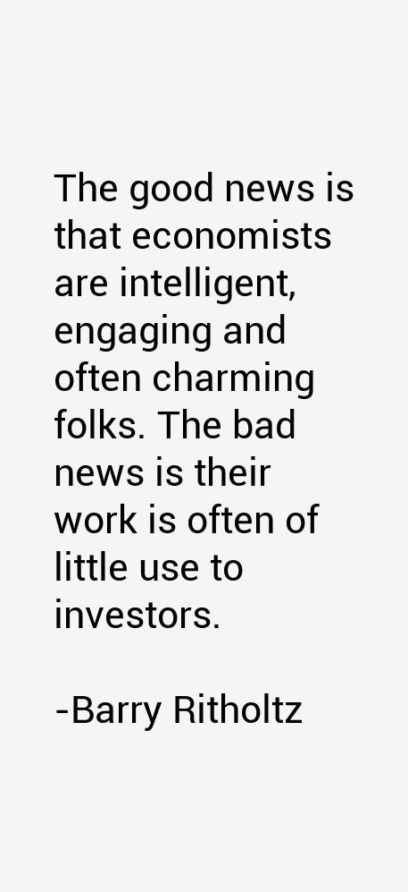 Barry Ritholtz Quotes