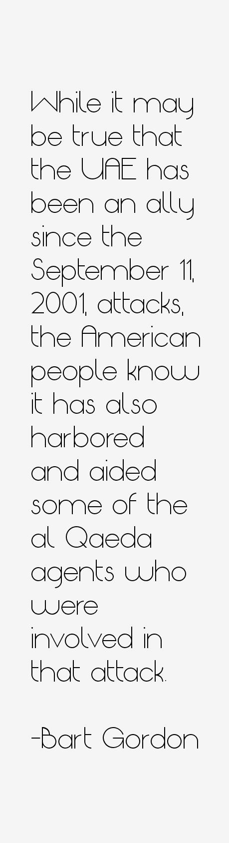 Bart Gordon Quotes