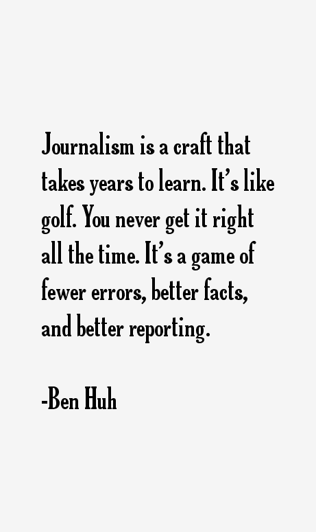 Ben Huh Quotes