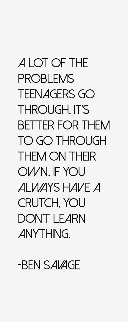 Ben Savage Quotes