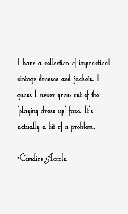 Candice Accola Quotes