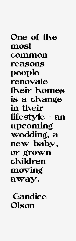 Candice Olson Quotes