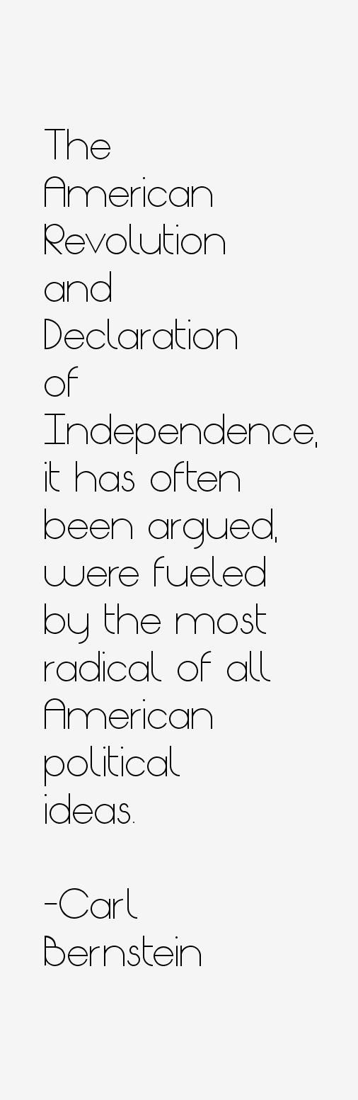 Carl Bernstein Quotes