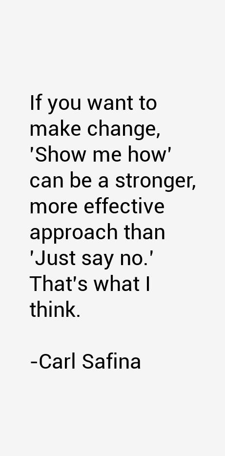 Carl Safina Quotes