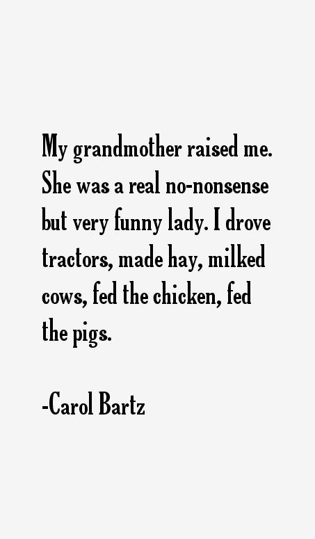Carol Bartz Quotes