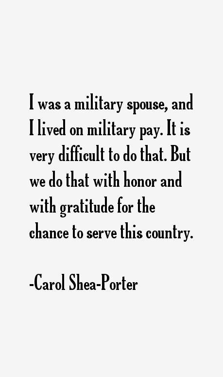 Carol Shea-Porter Quotes
