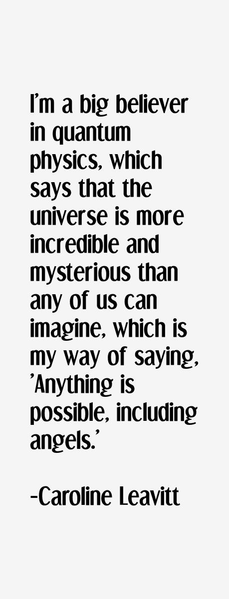 Caroline Leavitt Quotes