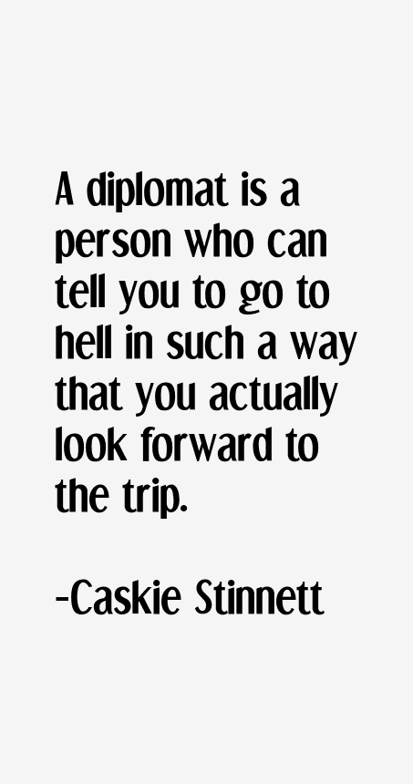 Caskie Stinnett Quotes