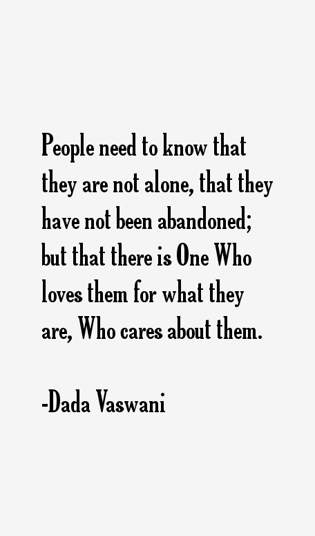 Dada Vaswani Quotes