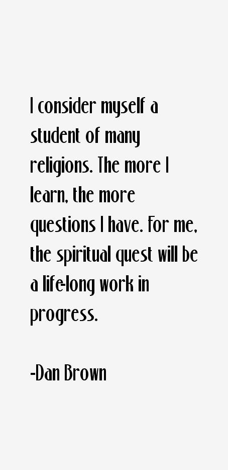 Dan Brown Quotes