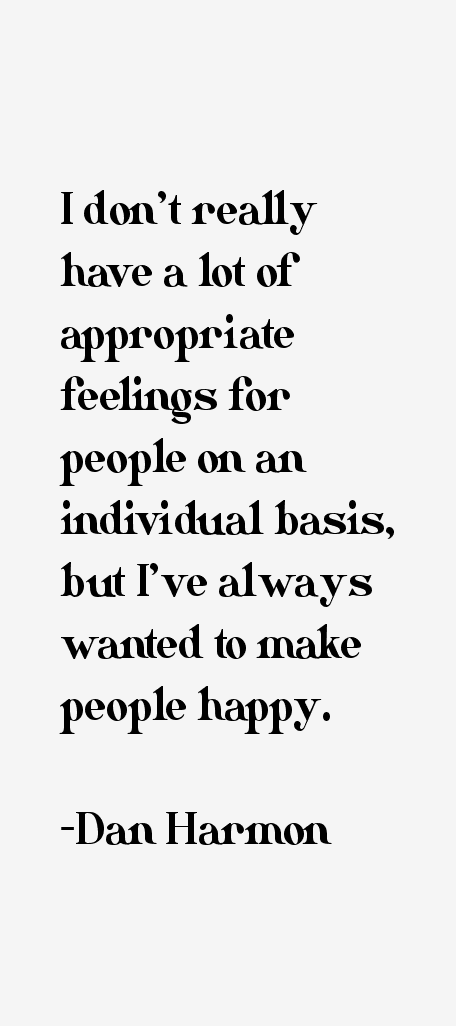 Dan Harmon Quotes