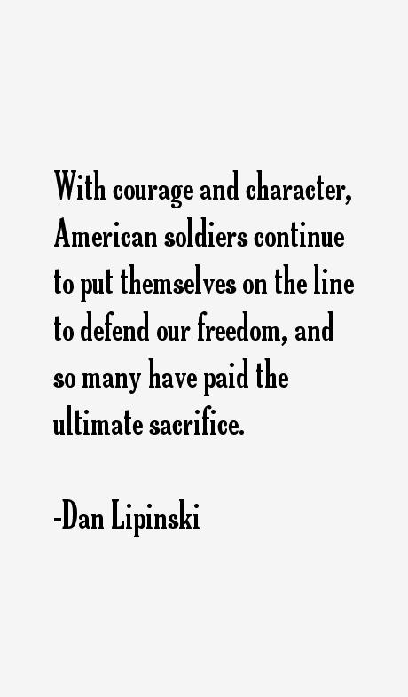 Dan Lipinski Quotes