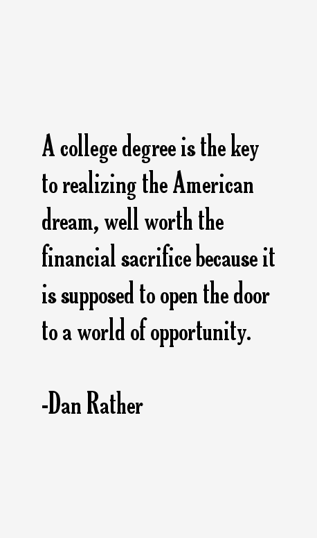 Dan Rather Quotes