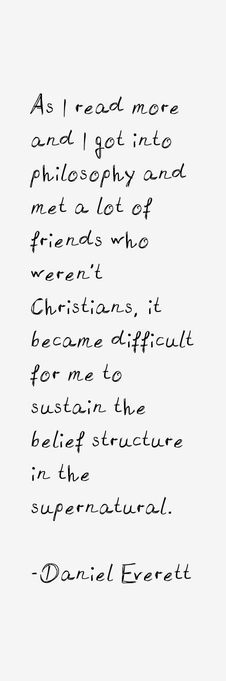 Daniel Everett Quotes
