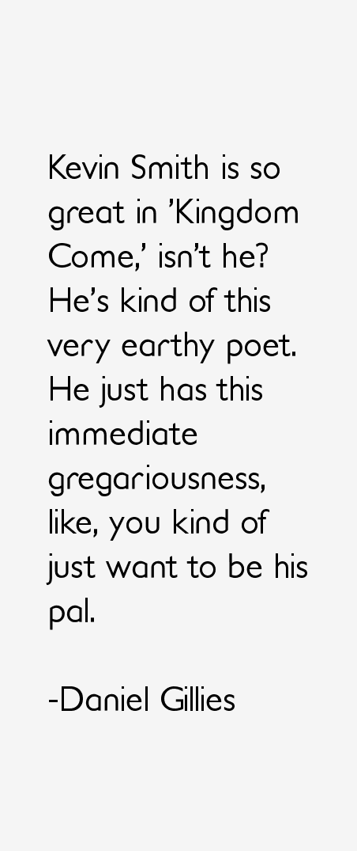 Daniel Gillies Quotes