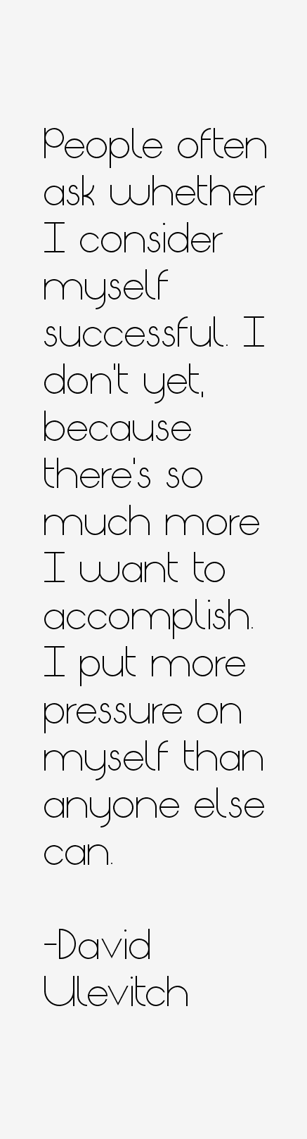 David Ulevitch Quotes