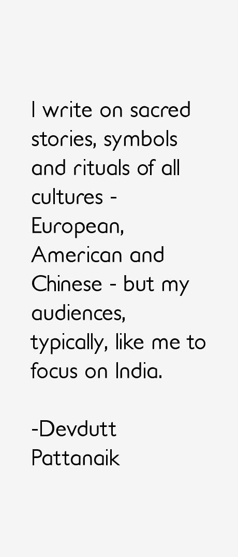 Devdutt Pattanaik Quotes