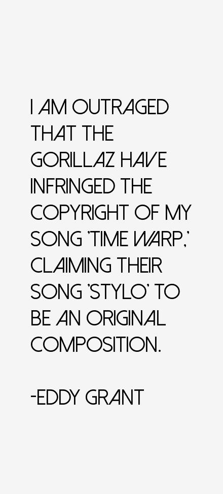 Eddy Grant Quotes