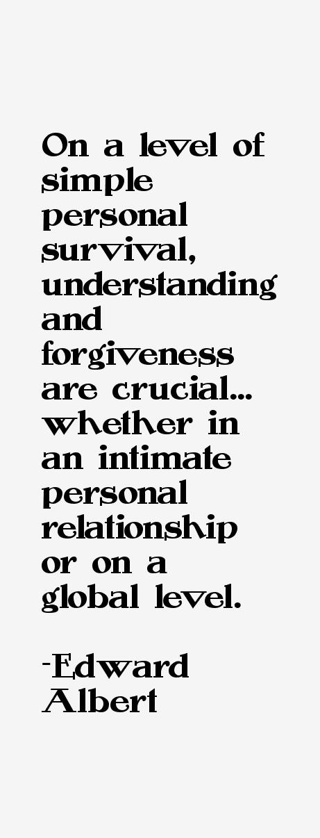 Edward Albert Quotes