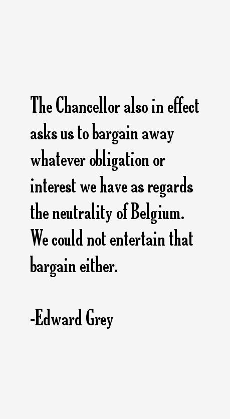 Edward Grey Quotes