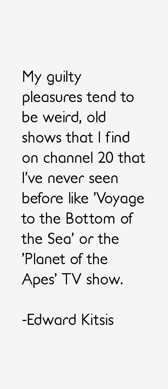Edward Kitsis Quotes