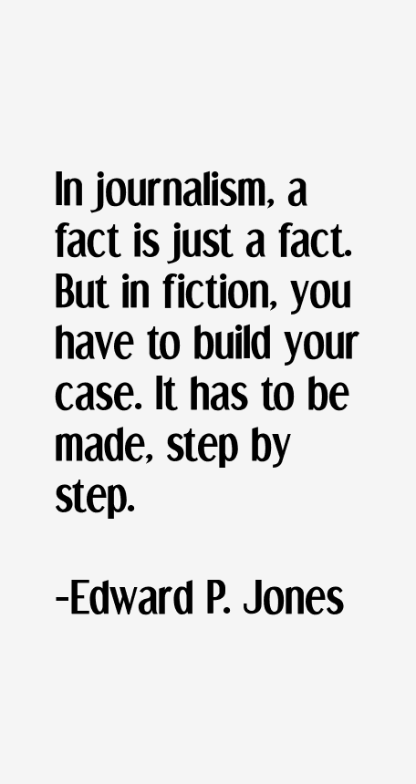 Edward P. Jones Quotes