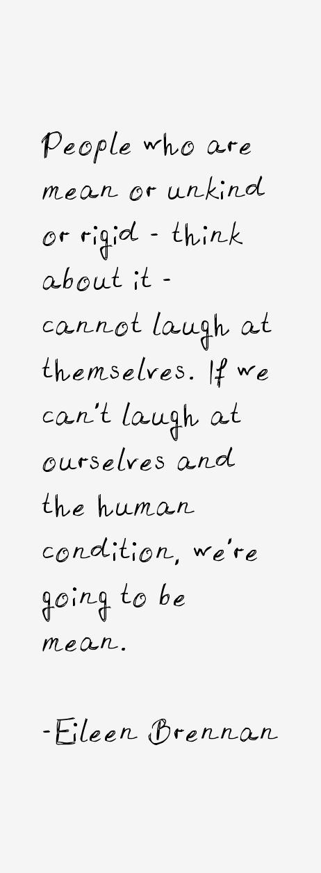 Eileen Brennan Quotes