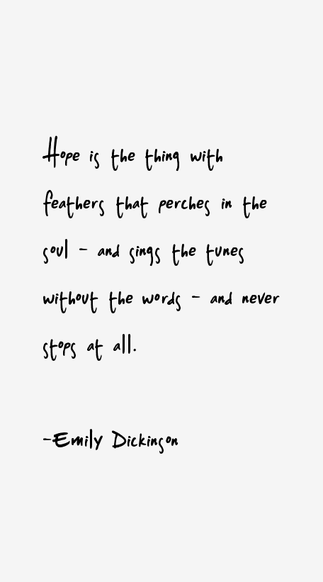 emily dickinson quotes sayings
