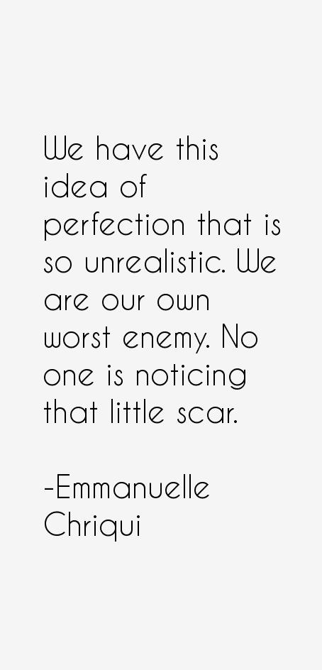 Emmanuelle Chriqui Quotes
