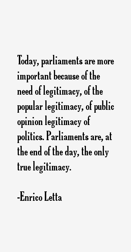 Enrico Letta Quotes