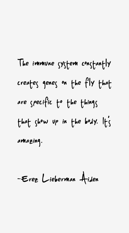 Erez Lieberman Aiden Quotes