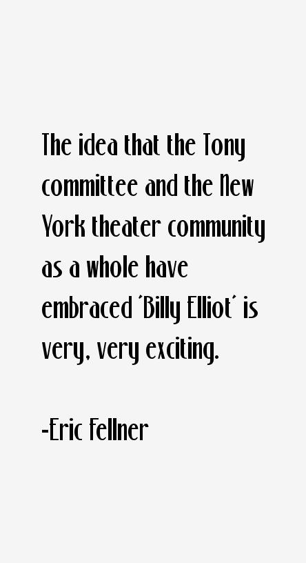 Eric Fellner Quotes