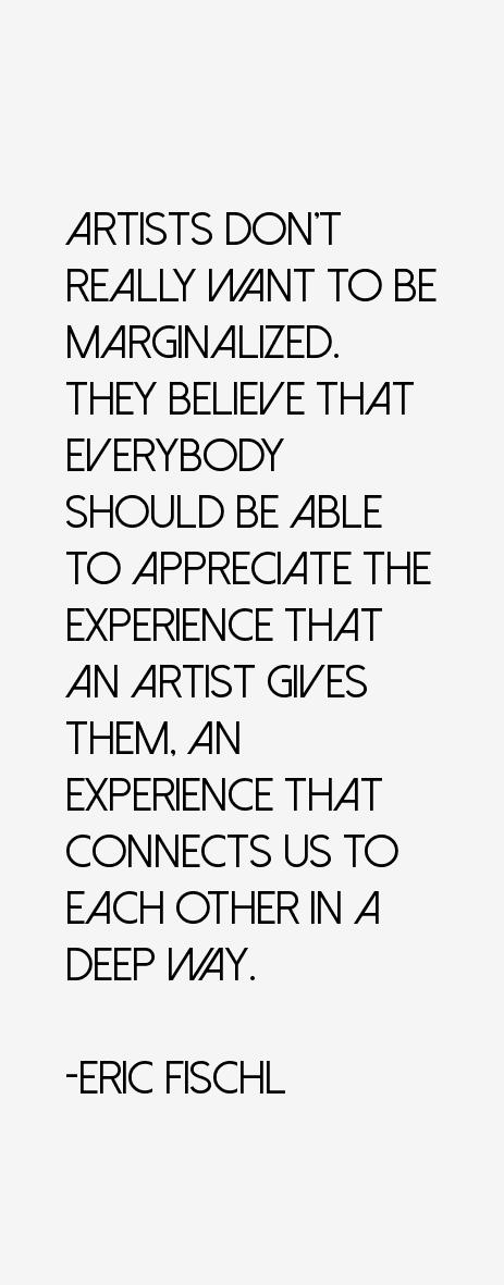 Eric Fischl Quotes