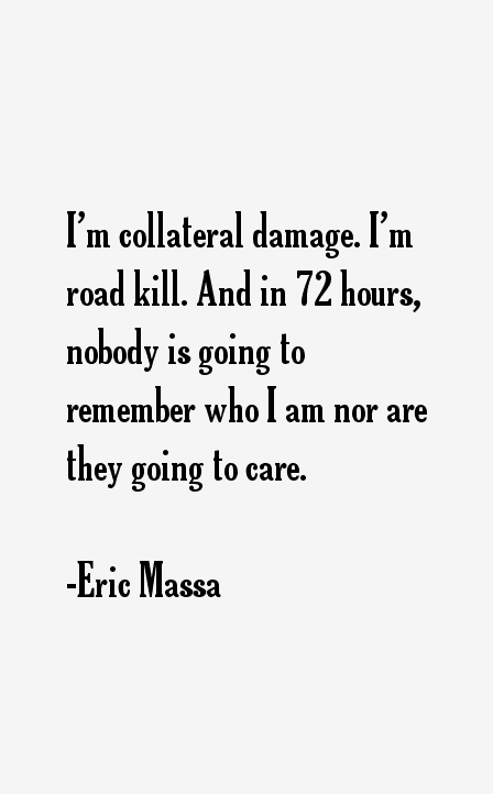 Eric Massa Quotes