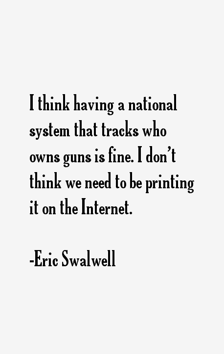 Eric Swalwell Quotes