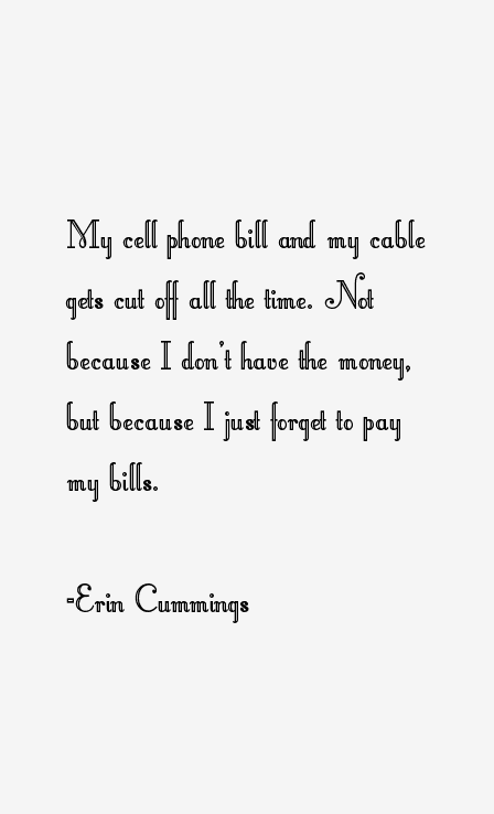 Erin Cummings Quotes