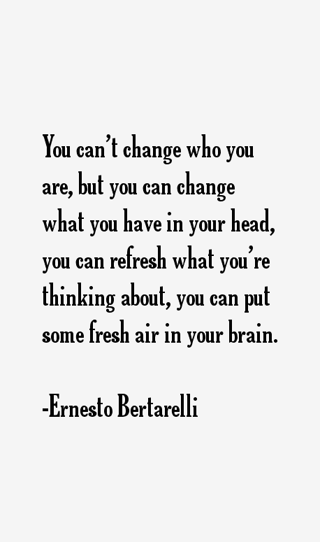 Ernesto Bertarelli Quotes