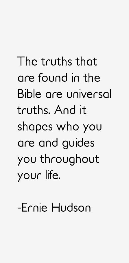 Universal truths found in macbeth