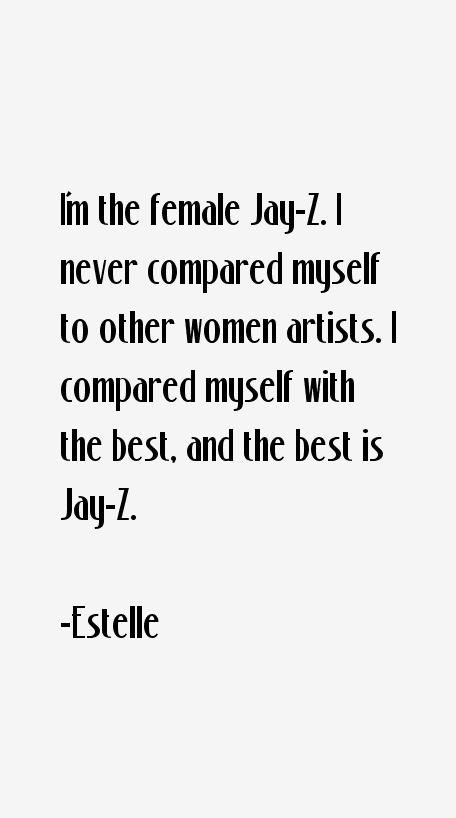 Estelle Quotes