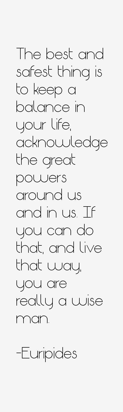 Euripides Quotes